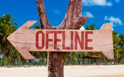 Digital detox – tør du gå offline i din sommerferie?