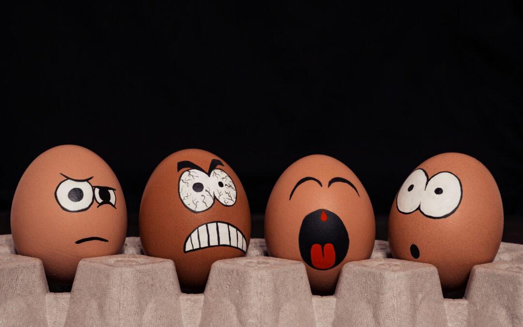 Er der sammenhæng mellem angst og vrede?