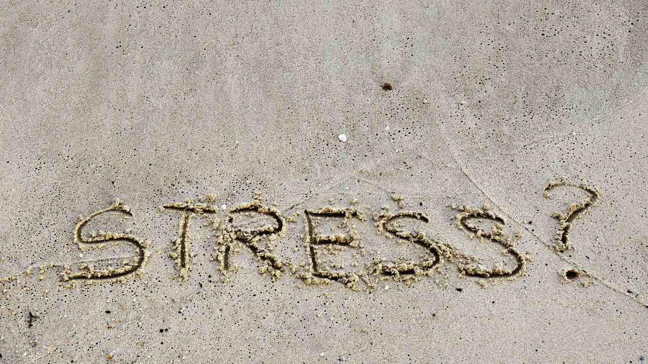 Kropsterapi stress Aarhus