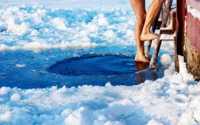 Overvejer du vinterbadning- så er det nu !